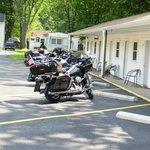 Foto de Anchor Motel and Cottages