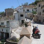 Scooters in Cappadocia