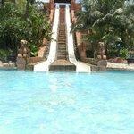 Awesome water facilities at Atlantis