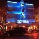 Night time Hotel