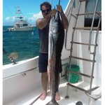 White Marlin, with Raul