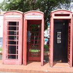 The air conditioned telephone boxes