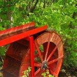 1895 Water wheel