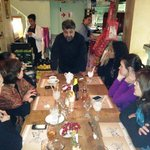 Dining at Sloppy Sams