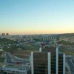 Corinthia Lisboa, floor 23: executive room view 2