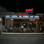 BABEL BAR-RESTAURANT