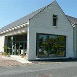 la Maison des Vins à Beaumont-en-Véron