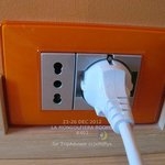 Ample sockets to recharge batteries and phones
