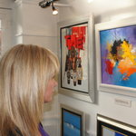 The four seasons exhibitions are always popular