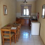 "Our kitchen area - ""Marie"" first floor"