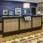 Hampton Inn Thomson - Front Desk