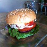 Propa's burger