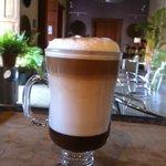 Moka with Segafredo coffee