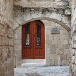 Camelot Front Door