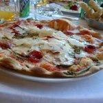 La buona pizza...