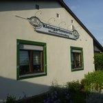 Eingang zum Kleingartenverein