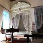 une chambre à coucher la maison d'hôte Dar Hassine ALLANI