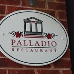 Palladio Restaurant Sign, Barboursville, VA