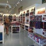 The Vera Bradley store