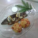 grilles trout