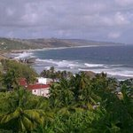 View of Bathsheba from a hill