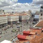 """Departamento en el torreón """"hotel Roma"""" Madrid"""