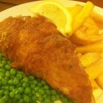 fish and chip 2 for £15.90