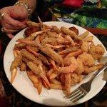 Fried Shrimp & Claws