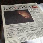 LA Newspaper