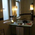 O lindo banheiro