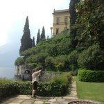 gardens, Villa Cipressi, Varenne