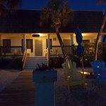 Sabal Palms Inn at Night