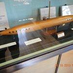 1st submarine