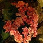 FRESH FLOWERS IN ROOM