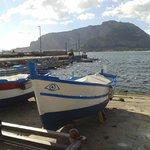 Montabello facing Addaura across the bay