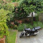 Parcheggio moto