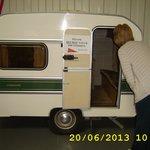 A Tiny Caravan