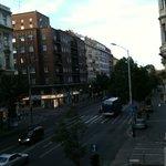 Balcony vue