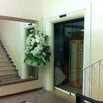 arredamento nuovo e ingresso sala automatica