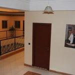этаж отеля