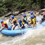 6/15 12pm Middle Ocoee river trip :)