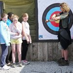 Archery safety briefing