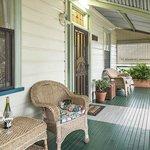 Banksia Cottage Verandah