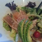 Italian albacore salad