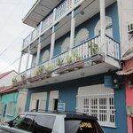 hotel casazul, Flores Guatemala