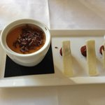 Milk Chocolate Pots De Creme