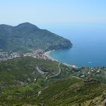 Levanto from the top