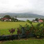 Vista del Lago Arenal