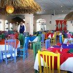 Vista del restaurant