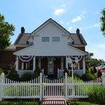 Heritage Inn in June